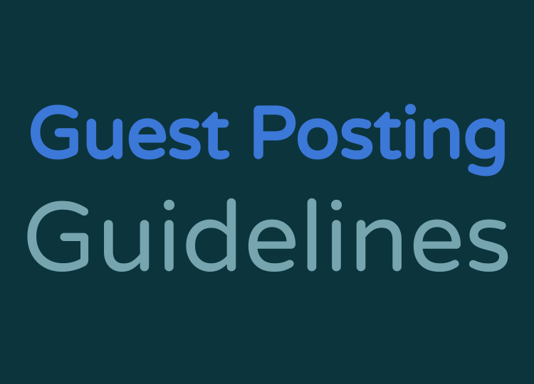Guest Posting Guidelines TechRecur