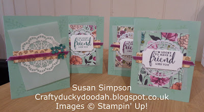#lovemyjob, Craftyduckydoodah!, Share What You Love, May 2018 Coffee & Cards Project, Supplies available 24/7 from my online store, #stampinupuk, Stampin' Up! UK Independent  Demonstrator Susan Simpson,