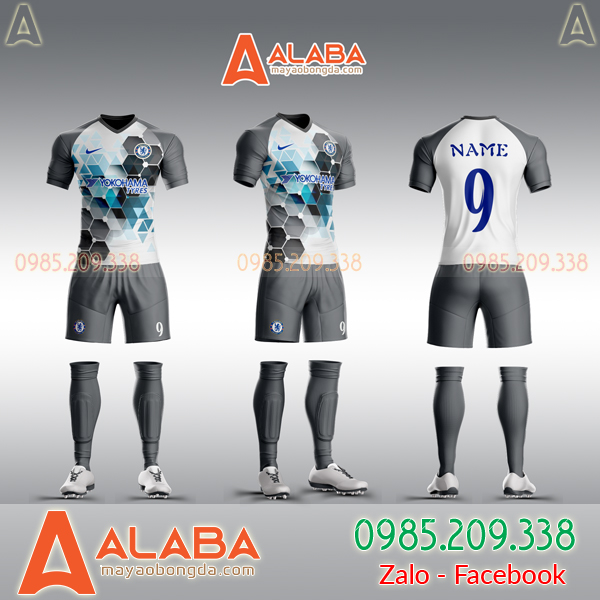 Áo Chelsea tự thiết kế mã ALB CH05