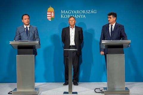Nyitrai: Magyarország biztonsága a polgárőröknek is köszönhető