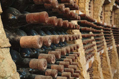 longevità vino invecchiamento