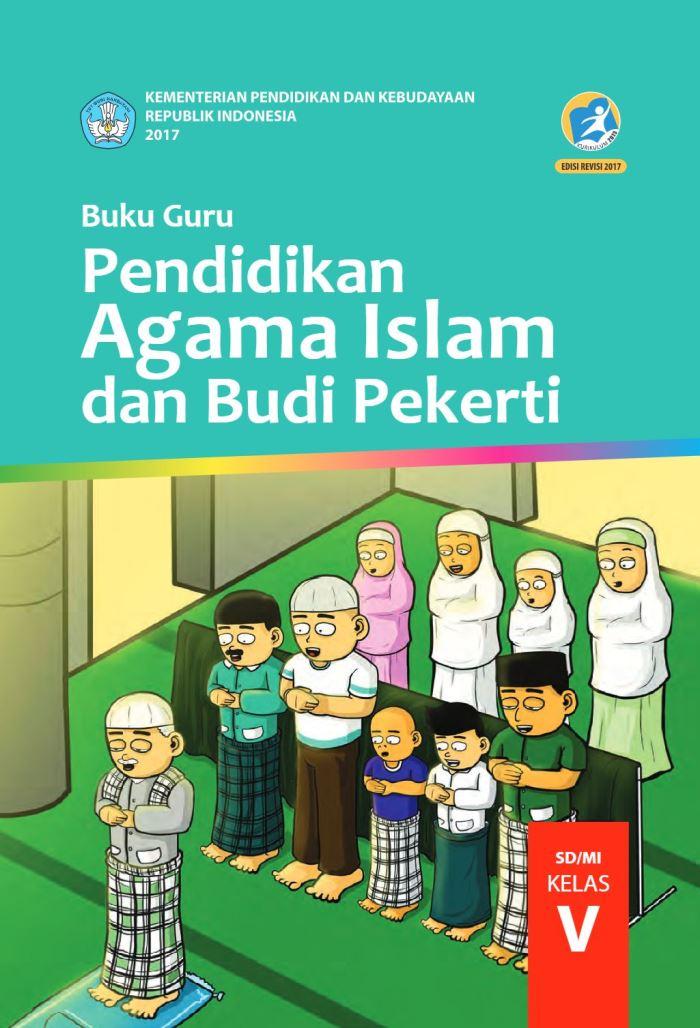 Buku Guru SD Kelas 5 Pendidikan Agama Islam dan Budi Pekerti
