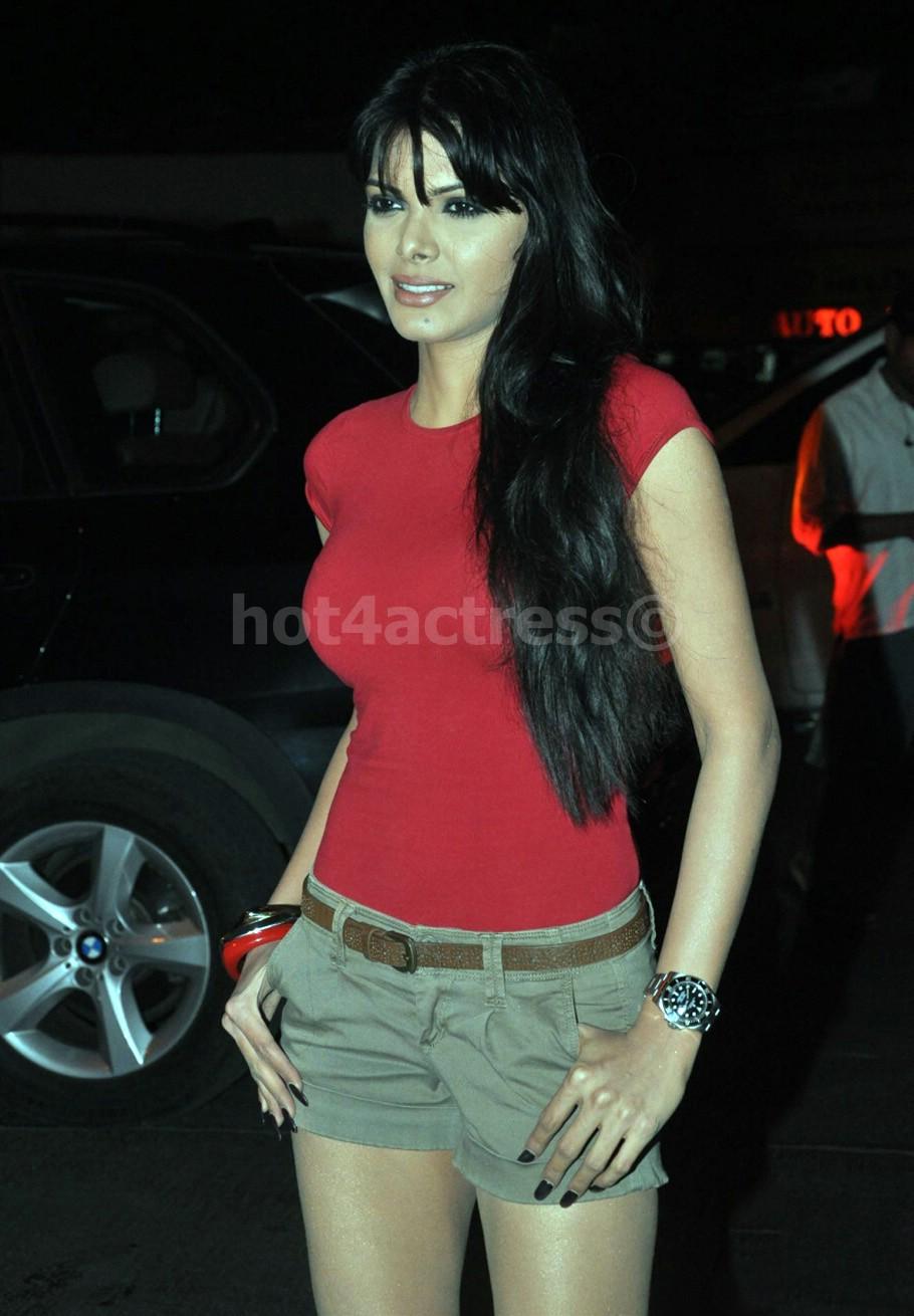 Actress Sherlyn Chopra Big Breast Photos - Hot 4 Actress-3577