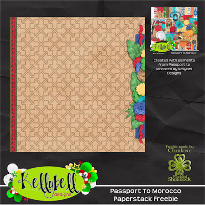 Kellybell Designs Presents Passport to Morocco