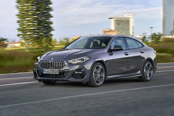 Novo BMW 218i Sport GP 2022: preço R$ 270.950, no Brasil - fotos