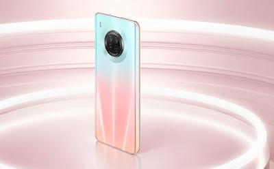 Huawei-Y9a-smartphone