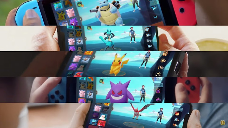 Pokémon Unite Trailer