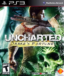 UNCHARTED DRAKE'S FORTUNE PS3 TORRENT