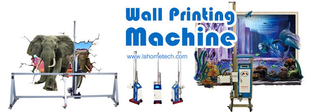 Wall Printing Machine kya hoti hai?