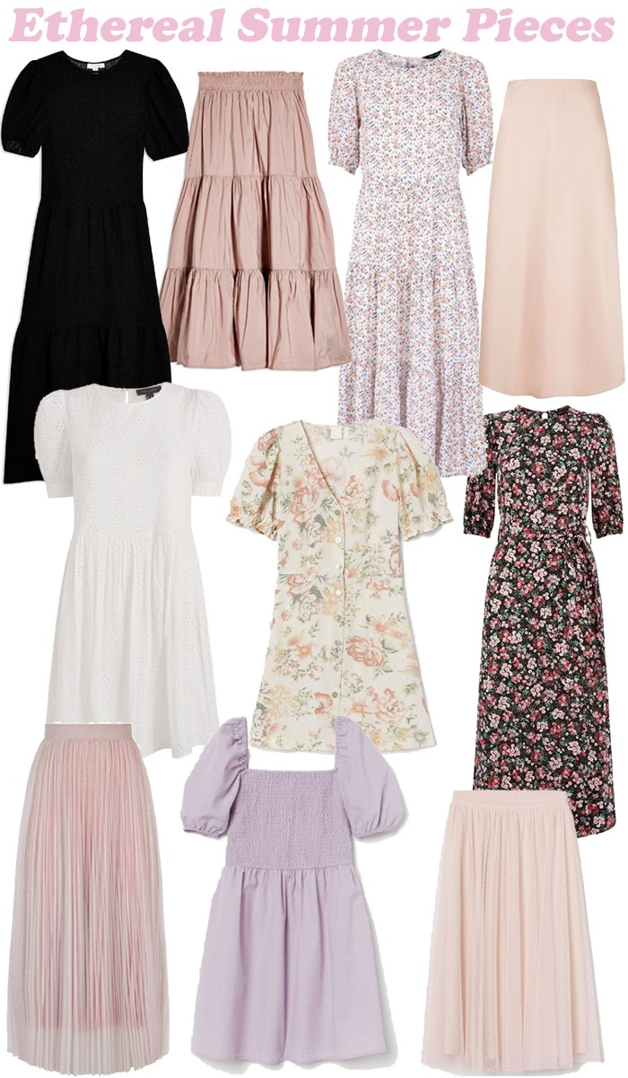 Ethereal Summer Pieces