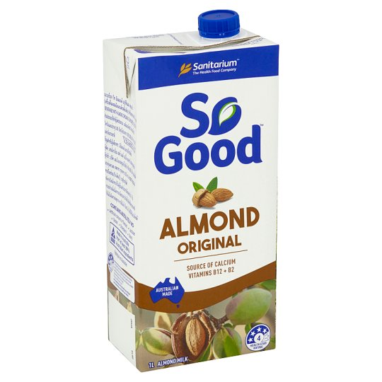 So Good Unsweetened Almond Milk