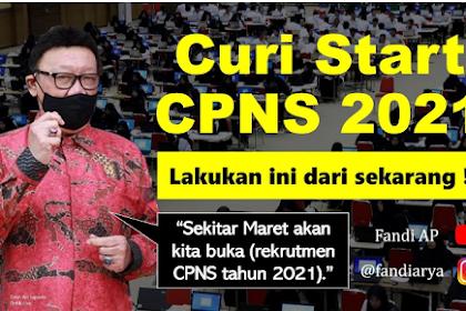 CATAT! Pendaftaran CPNS 2021 Dibuka Awal Maret, Formasi Ini yang Paling Dibutuhkan!