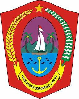 Logo/ Lambang Kabupaten Gorontalo Utara