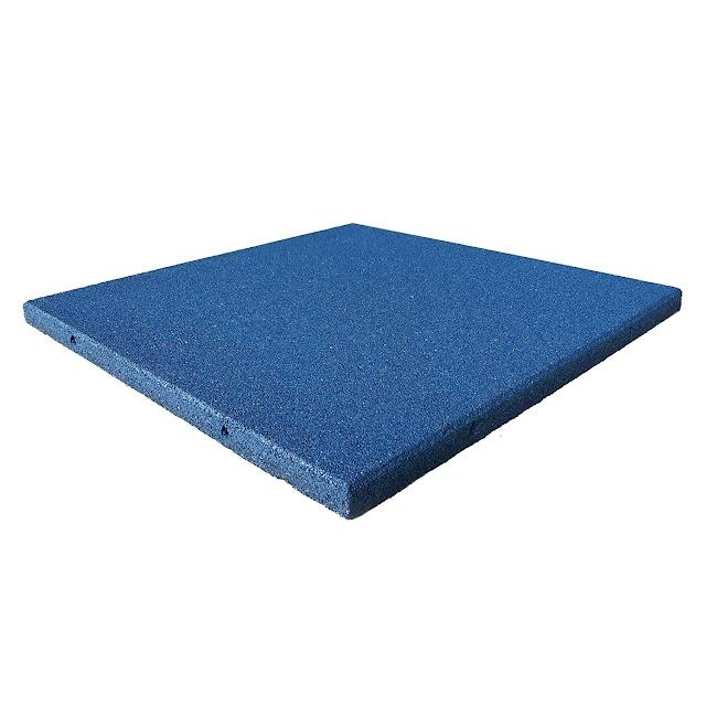 Rubber-Cal Eco-Sport flooring tiles