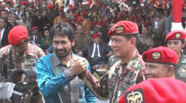 Heboh! Muzakir Manaf Serukan Aceh untuk Referendum, Ikut Langkah Timor Leste