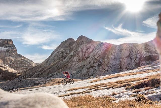 Mountainbike Tour Piz Züber Bike