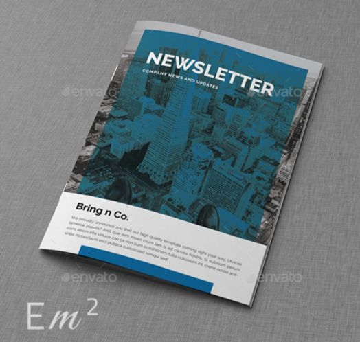62. Bring n co - Corporate Newsletter