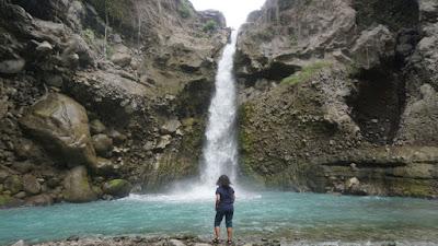 Telaga Madu and Umar Maya waterfalls Sembalun Mount Rinjani