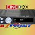 💡 CINEBOX LEGEND X2 ATUALIZAÇÃO - 07/01/2020