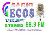 Radio Ecos Lircay Angaraes en vivo