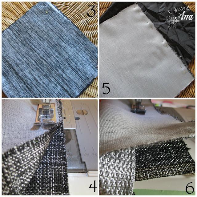 Cómo hacer una mochila - Modelo 1