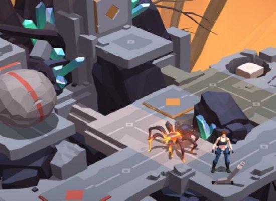 Lara Croft Go Android Free Download