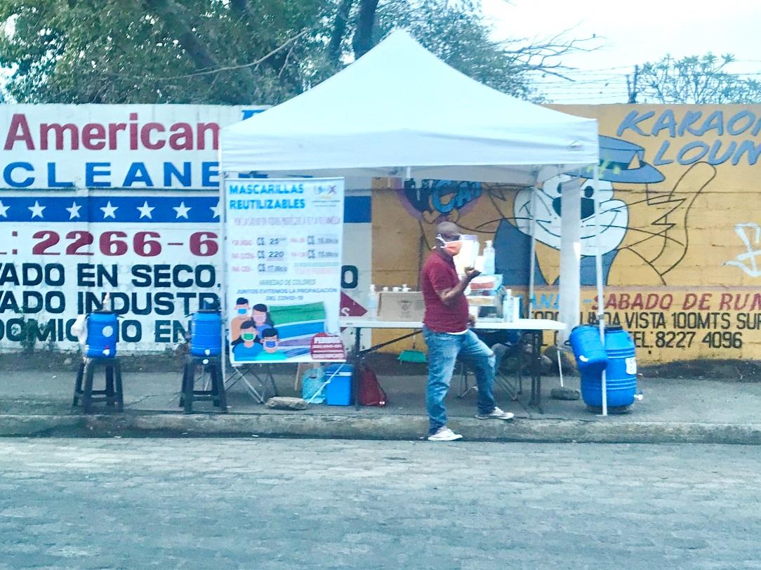 Venta Mascarillas Managua