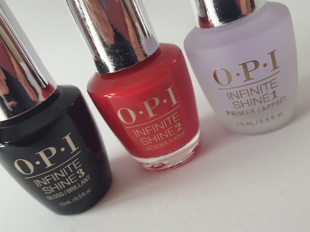 OPI Infinitive Shine