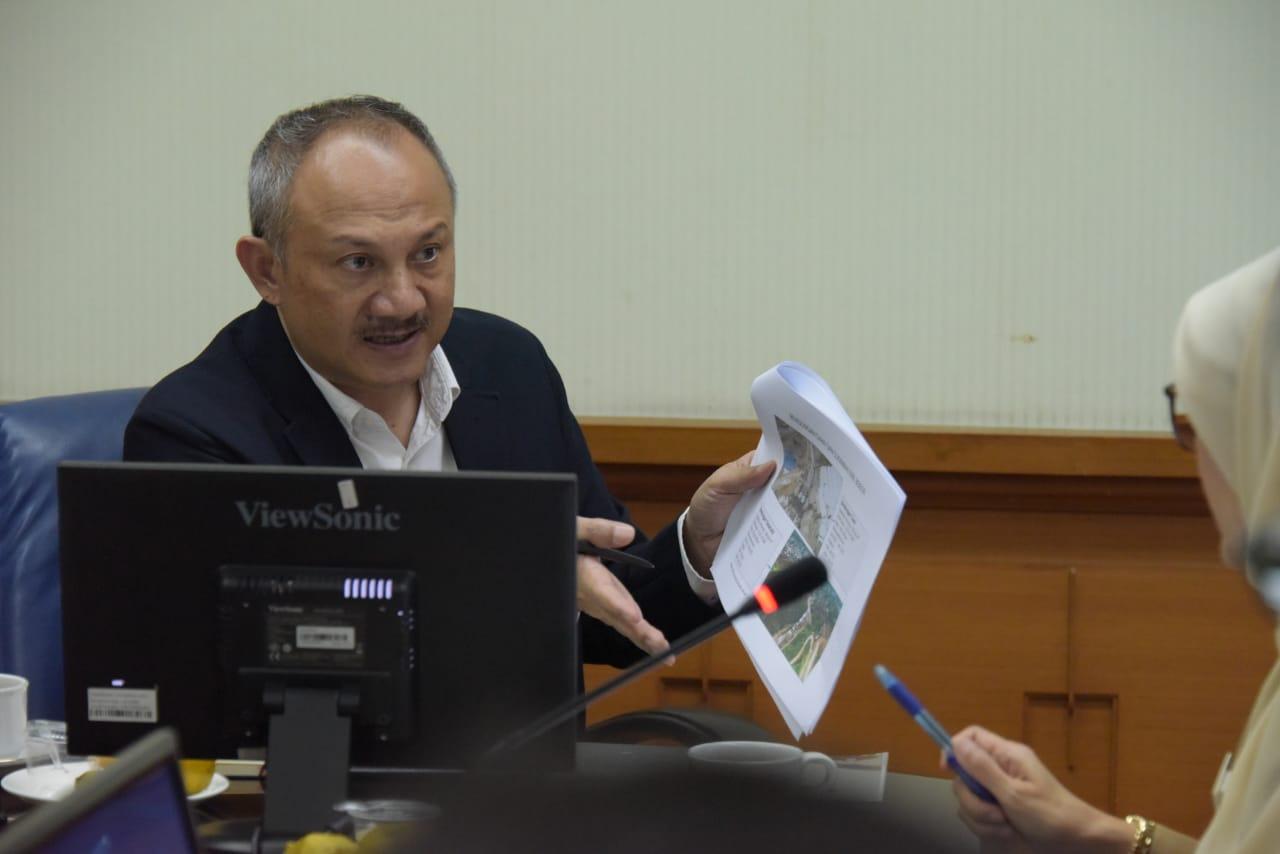 Sekda Jabar : Perangkat Daerah Dikerahkan Untuk Menangani Dan Memberikan Layanan Darurat Kepada Masyarakat