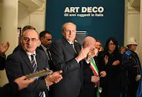 """Apre il bando per sostenere gli eventi collaterali alla mostra """"Art Déco"""""""