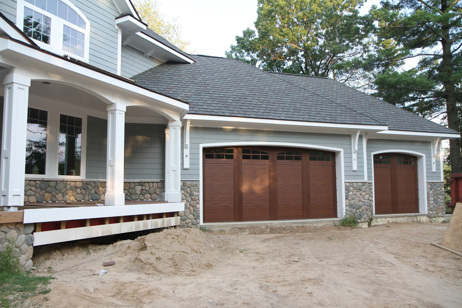 Our Lake Fortress Garage Doors
