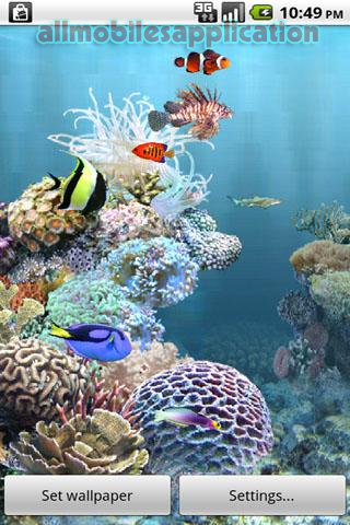 aniPet Aquarium Live Wallpaper v2.4.8 APK(Android) Full Paid / 2Shared ~ All Mobile Application