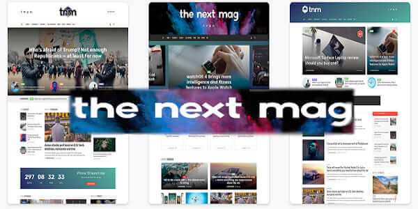 Download Free The Next Mag v5.3