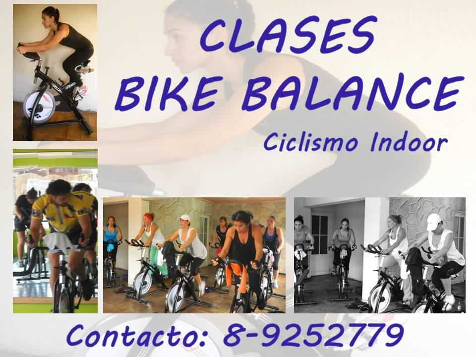 Gimnasio Balance La Serena Clases De Bike Balance