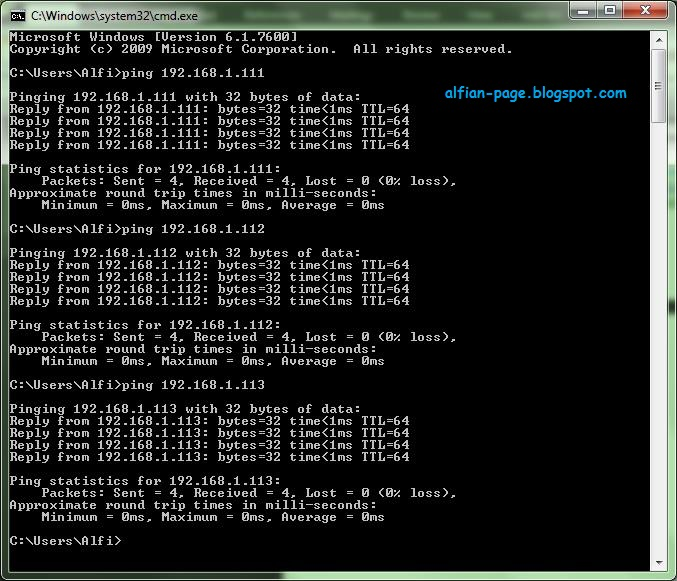 Langkah-Langkah Konfigurasi DNS, Webserver, Mail Dan