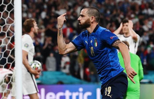 10 Fakta Menarik Italia Saat Tanding di Final Kalahkan Inggris di Final Euro 2020