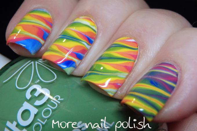 How To Make Any Nail Polish Work For Watermarbling More
