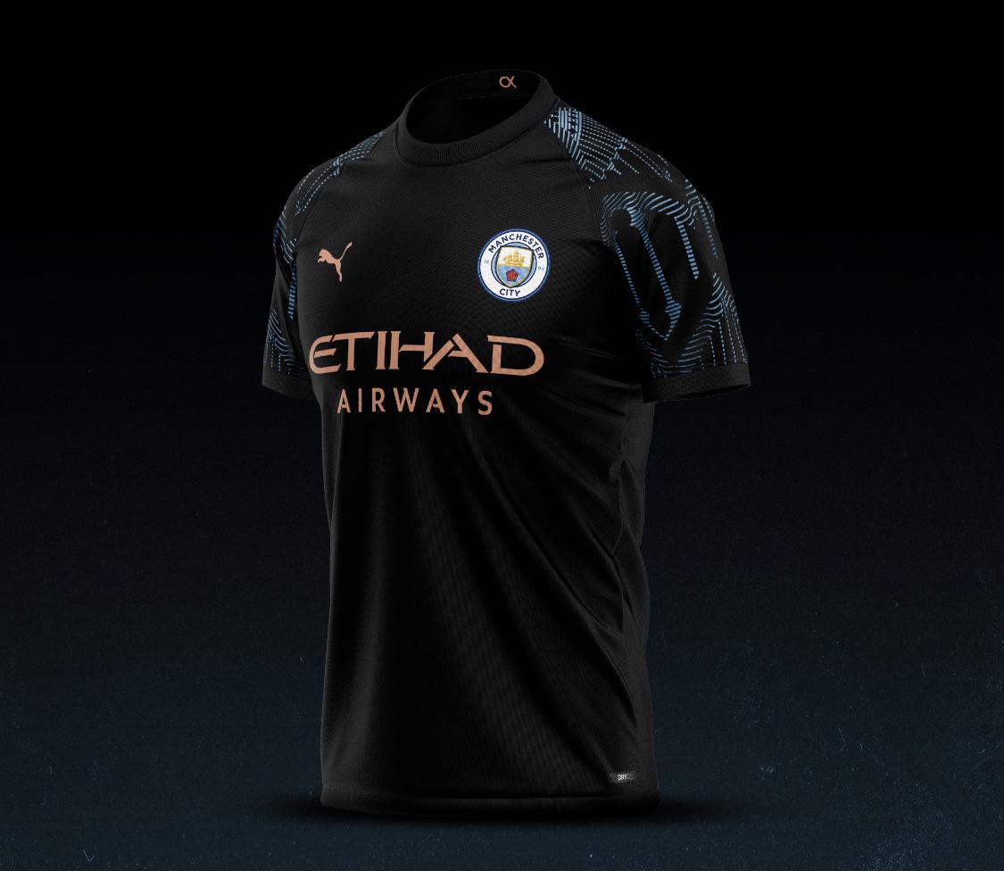 New Manchester City kit line up 20/21