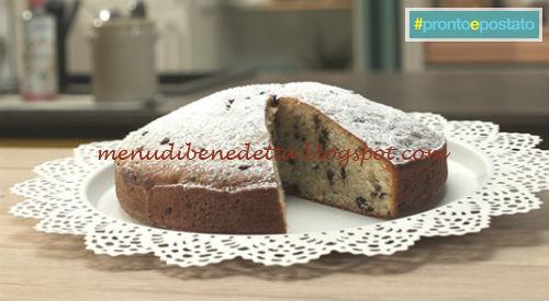 Pronto e postato - Torta nuvola ricetta Benedetta Parodi