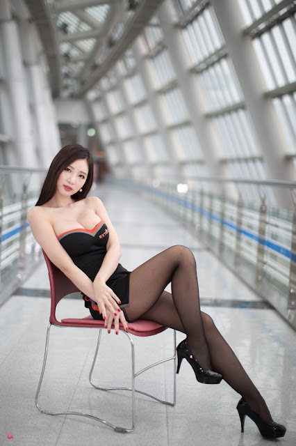5 Kim Ji Hee - G-STAR 2016 - very cute asian girl-girlcute4u.blogspot.com