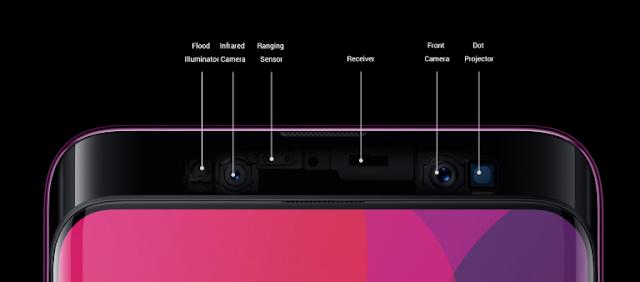 مواصفات وسعر هاتف Oppo Find X بالصور