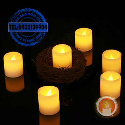 Đèn nến votive led