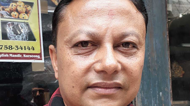 Anit Thapa stress on job creation in hills