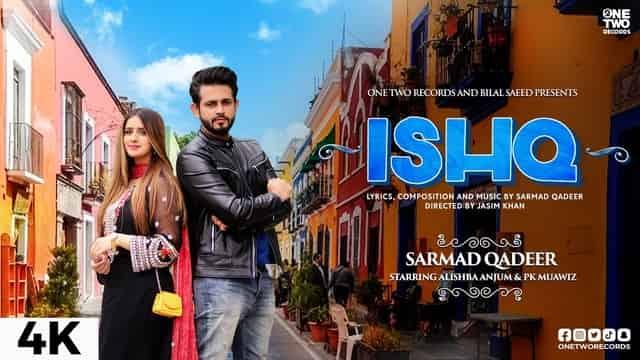 इश्क़ Ishq Lyrics In Hind - Sarmad Qadeer