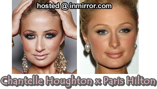 Chantelle Houghton A Glamour Model From England And A Paris Hilton Lookalike
