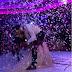 Η γαμήλια δεξίωση ζευγαριού της κυπριακής showbiz και ο εντυπωσιακός πρώτος τους χορός! [εικόνες & βίντεο]