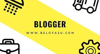 masukkan domain ke blogger