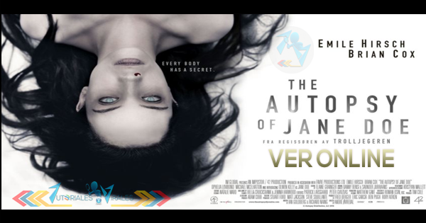 La autopsia de Jane Doe MejorTorrent