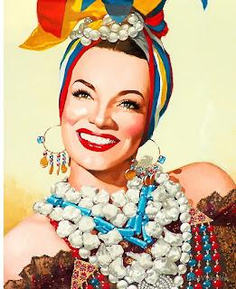 Carmen Miranda - Chica Chica Boom Chic lyrics