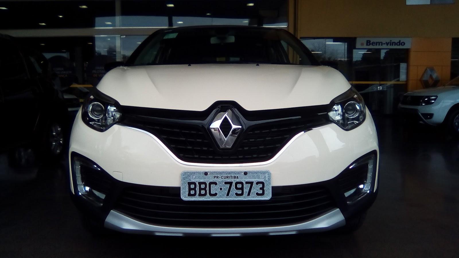 Como é dirigir o Renault Captur: novo SUV alia design, refinamento e segurança